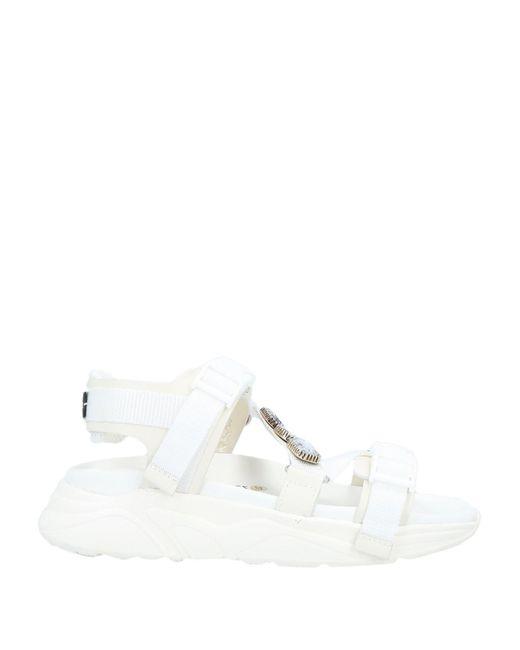 MOA White Sandals