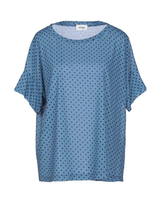 Ottod'Ame Blue T-shirt