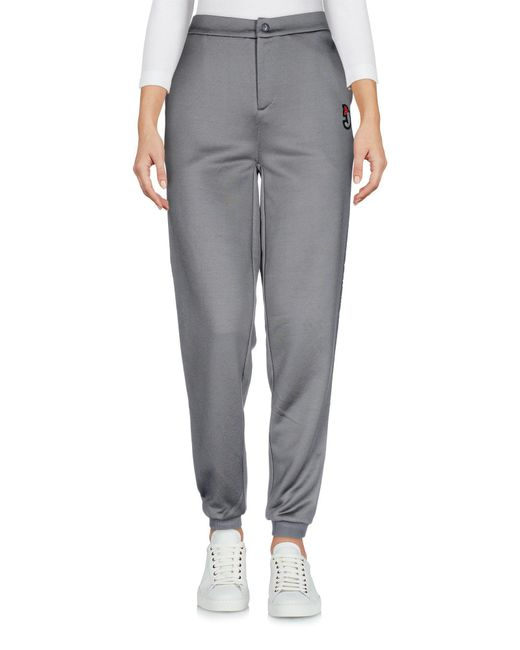 Jo No Fui - Gray Casual Trouser - Lyst