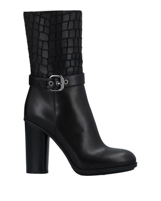 Loriblu - Black Ankle Boots - Lyst