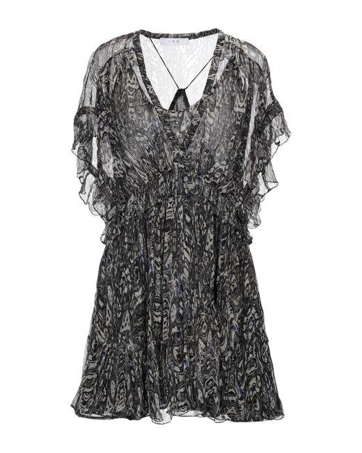 IRO Blusa de mujer de color gris PA7MN