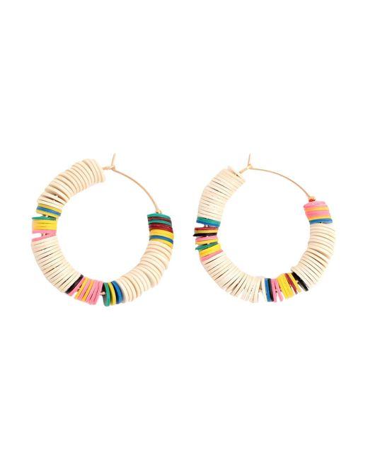 ALLTHEMUST White Earrings