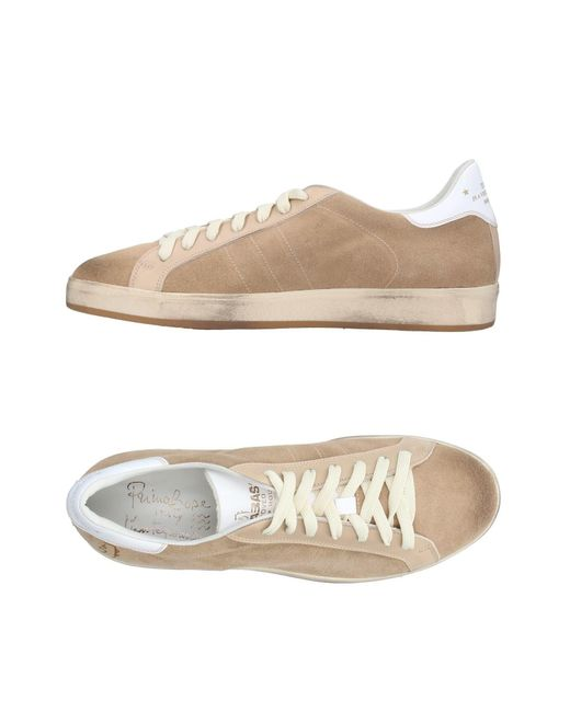 Primabase | Natural Low-tops & Sneakers for Men | Lyst