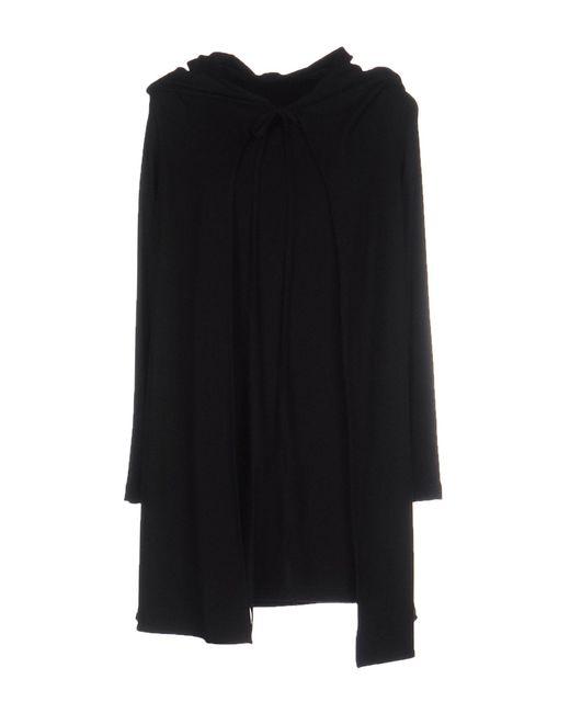 Plein Sud - Black Short Dress - Lyst