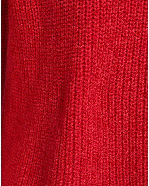 Col roulé Joie en coloris Red