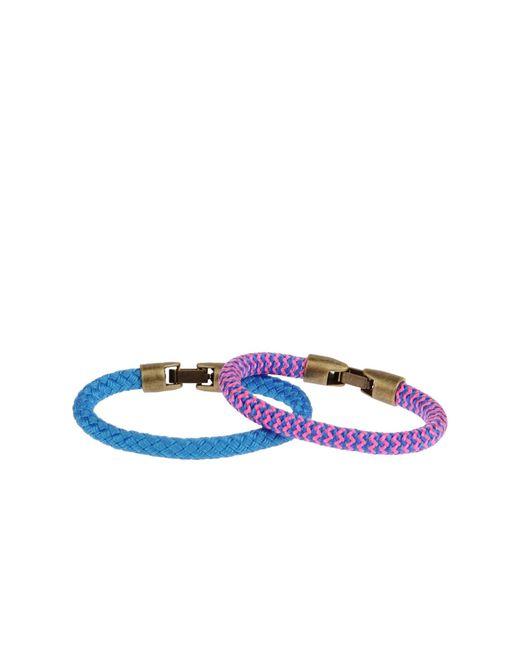 L4k3 | Blue Bracelet | Lyst
