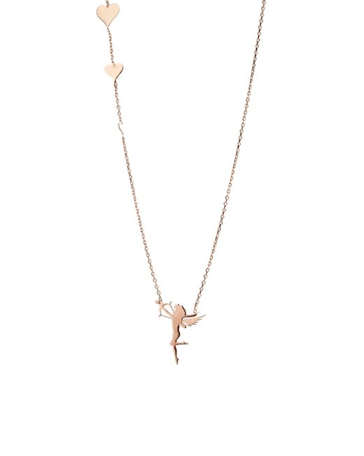 Loroetu | Metallic Necklace | Lyst