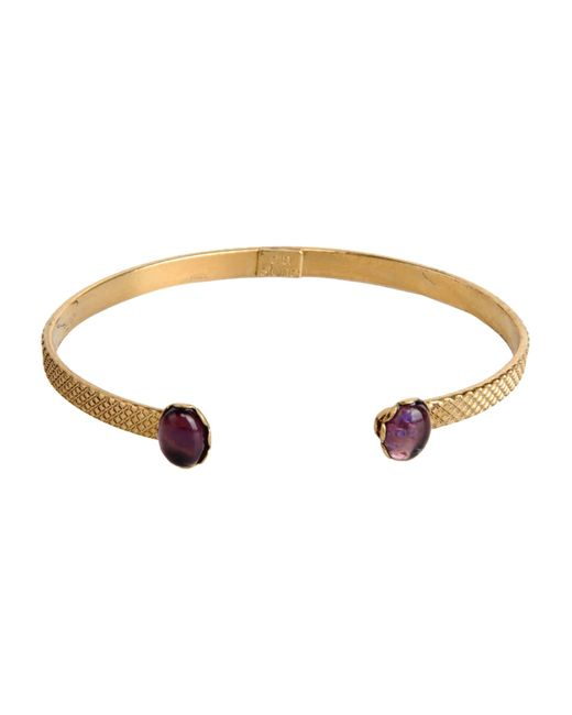 Ela Stone | Purple Bracelet | Lyst