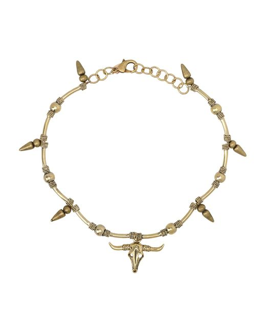 DANNIJO | Metallic Necklace | Lyst