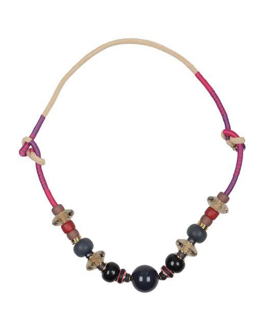 Emporio Armani | Blue Necklace | Lyst