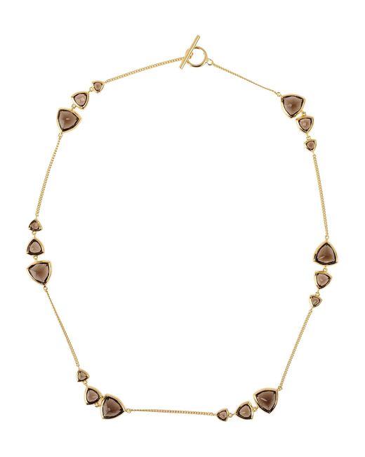 Katie Rowland | Metallic Necklace | Lyst