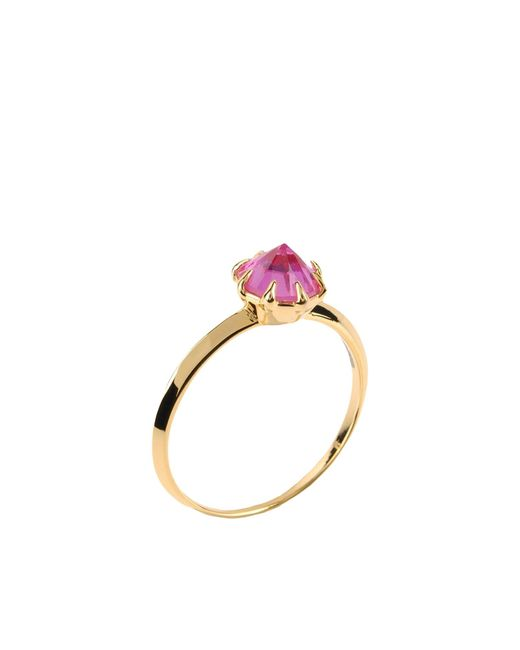 Katie Rowland | Purple Ring | Lyst