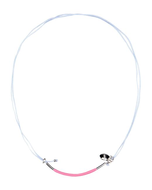 Marc By Marc Jacobs | Pink Necklace | Lyst