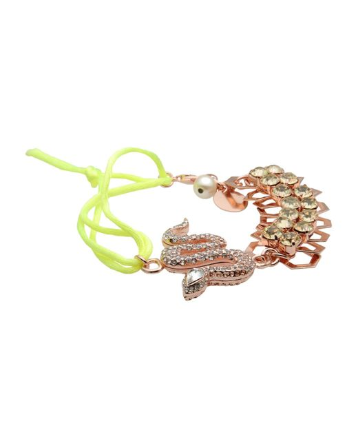 Pinko | Metallic Bracelet | Lyst