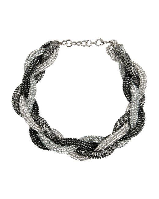 Atelier Swarovski   Metallic Necklace   Lyst