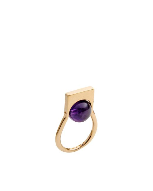 Uribe | Purple Ring | Lyst