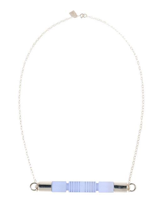 Lily Kamper | Blue Necklace | Lyst