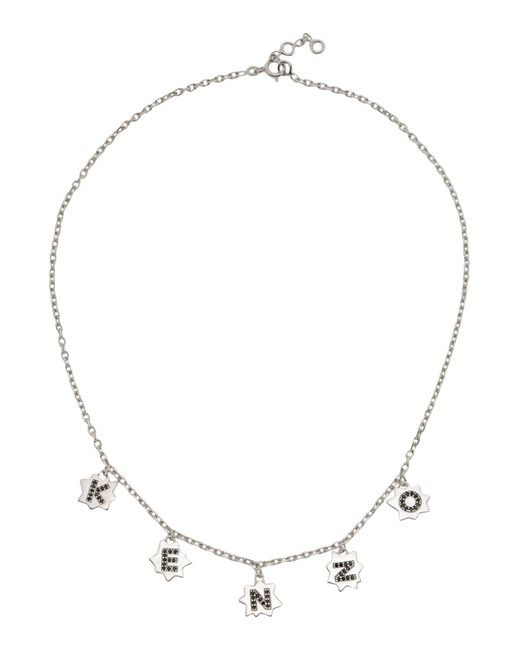 KENZO | Metallic Necklace | Lyst