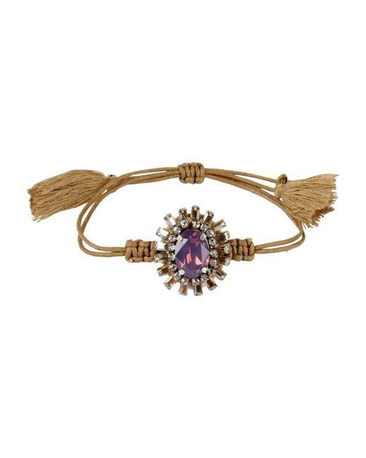 Deepa Gurnani | Multicolor Bracelet | Lyst