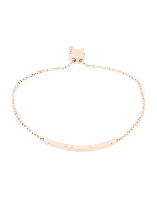 Michael Kors | Pink Bracelet | Lyst