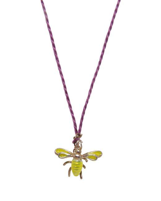 Aurelie Bidermann | Purple Necklace | Lyst