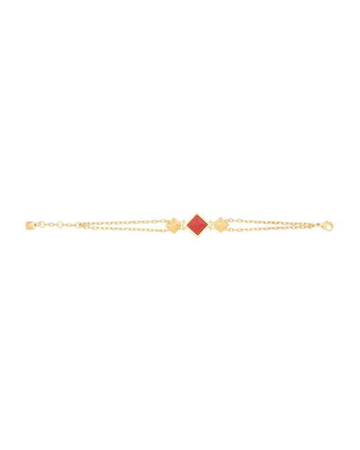 Fendi | Red Bracelet | Lyst