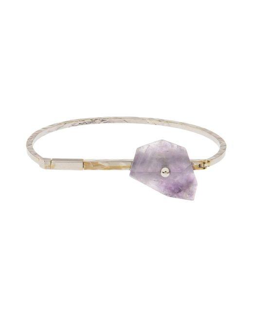 Acne | Purple Bracelet | Lyst