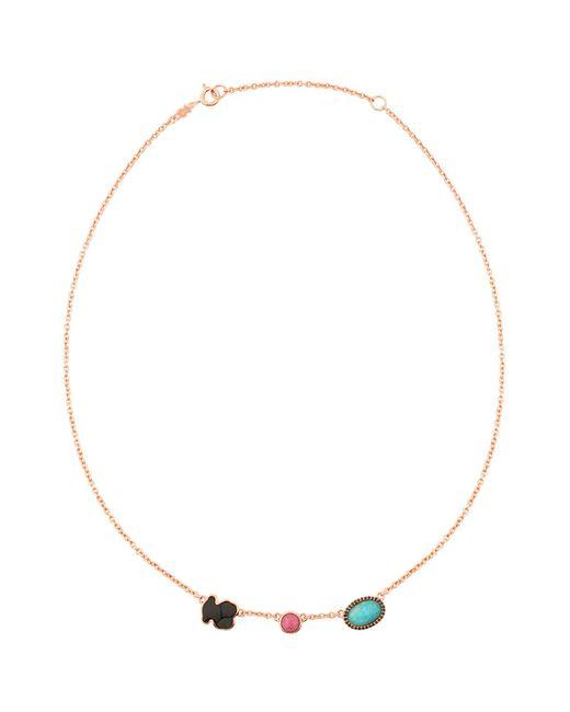 Tous | Multicolor Necklace | Lyst