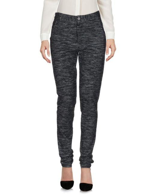 Leon & Harper - Gray Casual Pants - Lyst