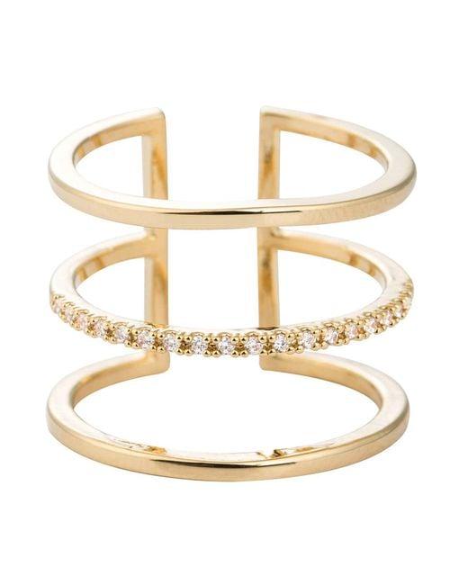 Astrid & Miyu | Metallic Ring | Lyst