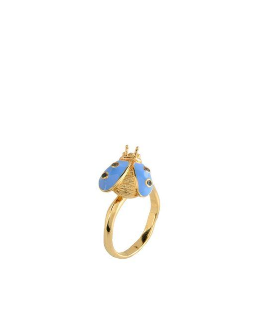 Sretsis   Metallic Ring   Lyst