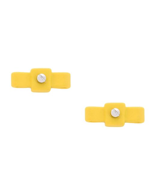 Marc By Marc Jacobs | Yellow Earrings | Lyst