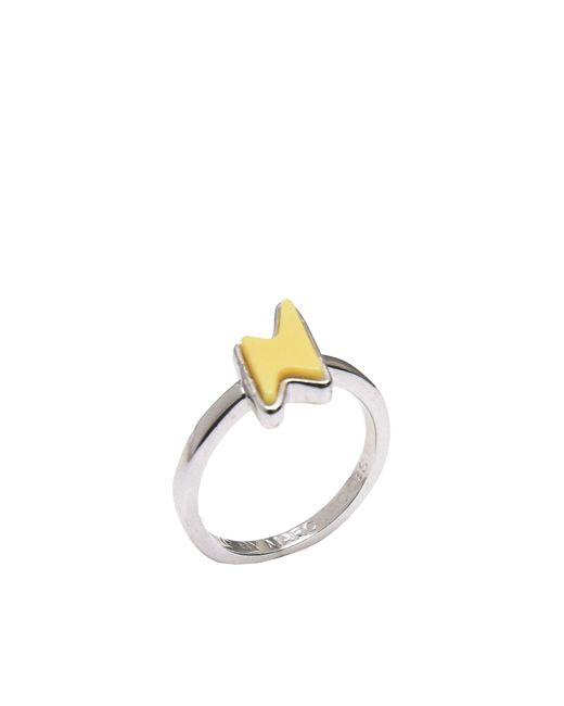 Marc By Marc Jacobs | Yellow Ring | Lyst