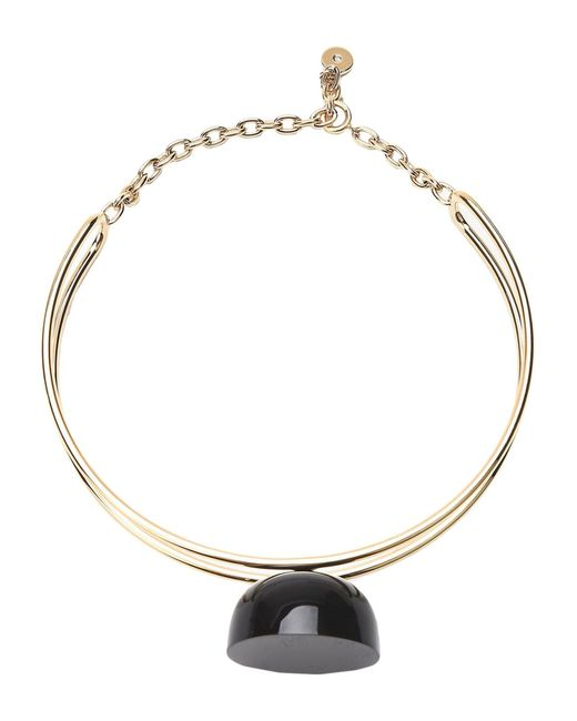 Marc By Marc Jacobs | Black Necklace | Lyst