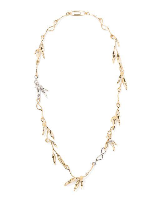 Aurelie Bidermann | Metallic Necklace | Lyst