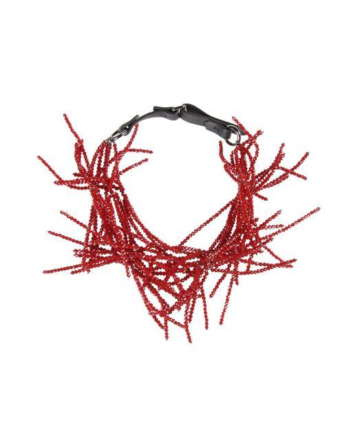 Brunello Cucinelli | Red Necklace | Lyst