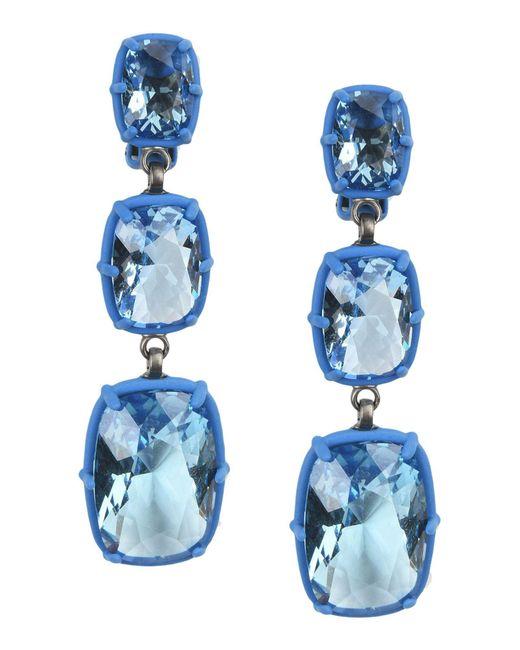 Rosie Assoulin   Blue Earrings   Lyst