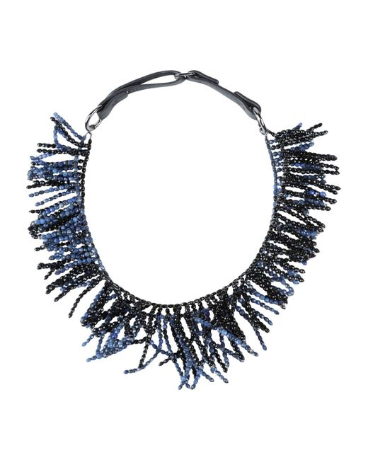Brunello Cucinelli | Blue Necklace | Lyst