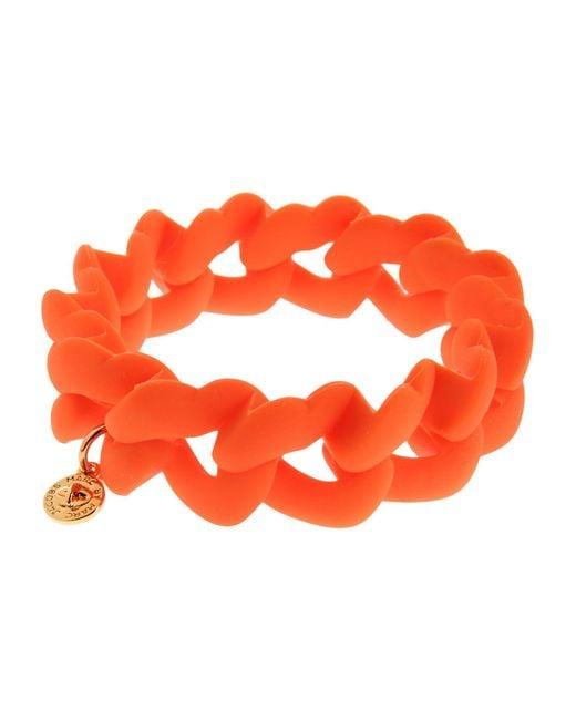 Marc By Marc Jacobs | Orange Bracelet | Lyst