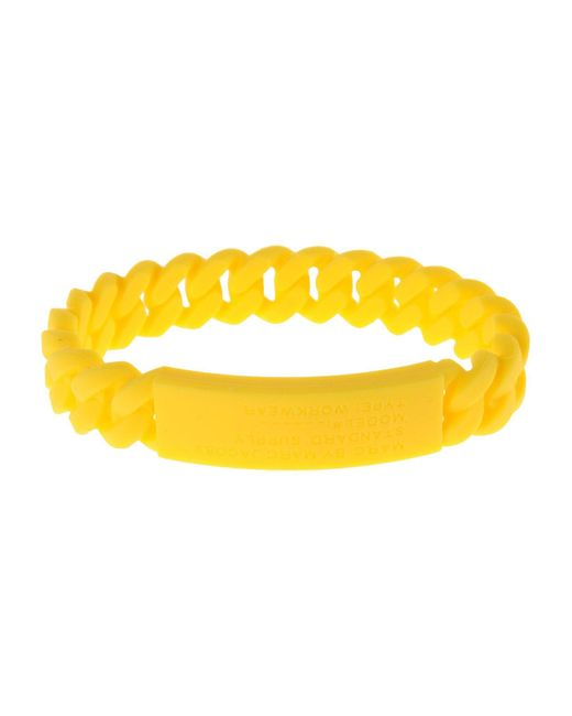 Marc By Marc Jacobs   Yellow Bracelet   Lyst