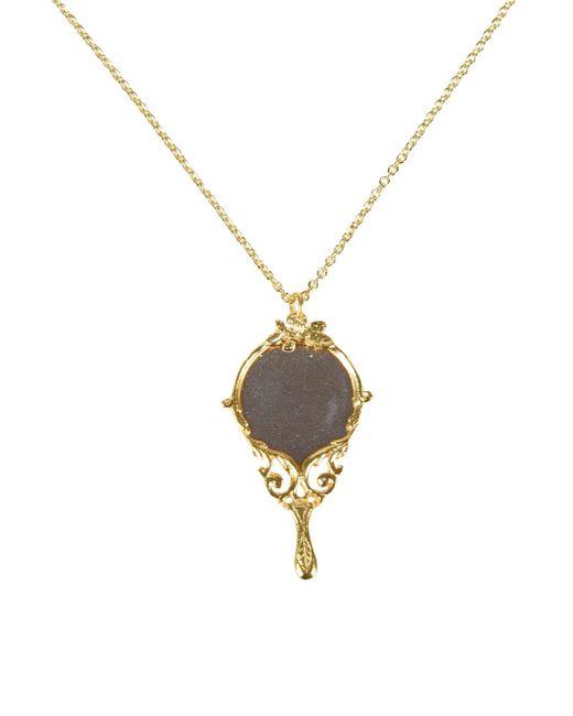 Alex Monroe | Metallic Necklace | Lyst