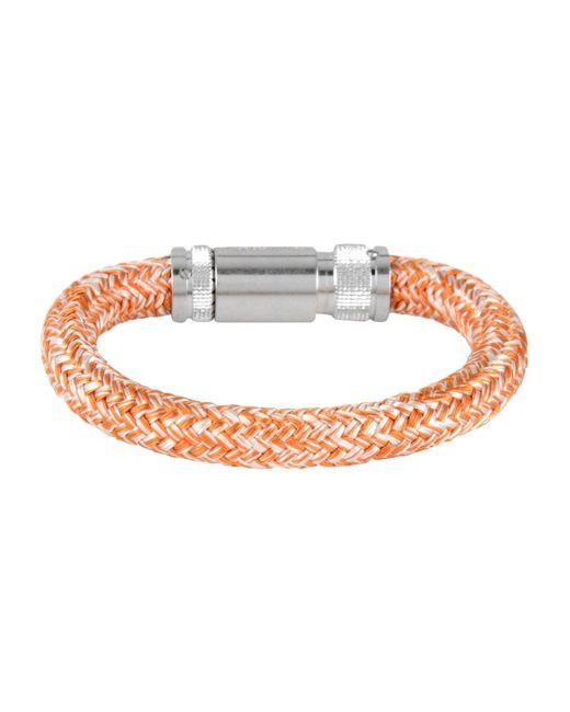 Acne | Orange Bracelet | Lyst