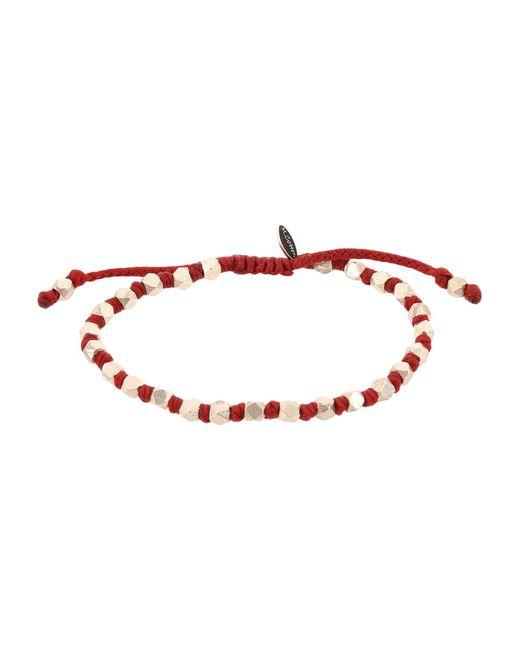 M. Cohen | Red Bracelet | Lyst