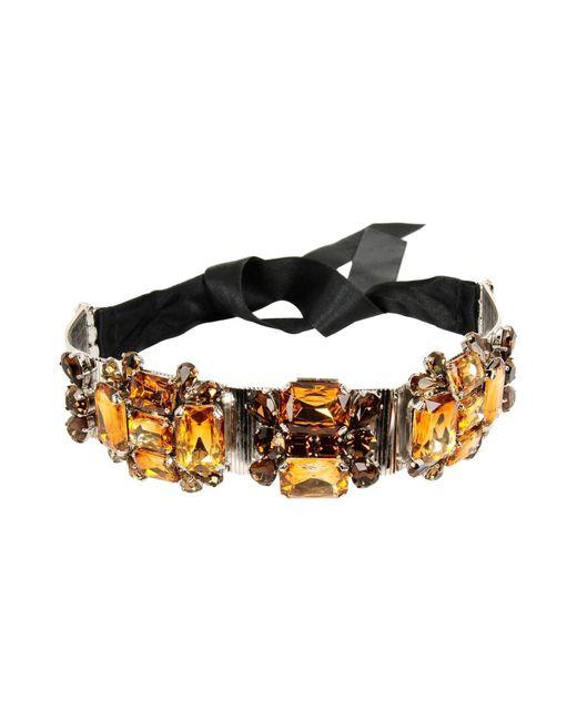 DSquared² | Orange Necklace | Lyst