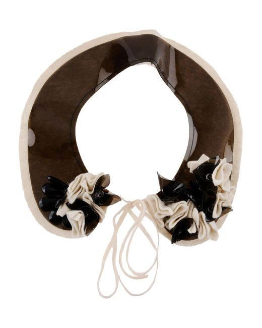 Ki6? Who Are You? | Brown Necklace | Lyst
