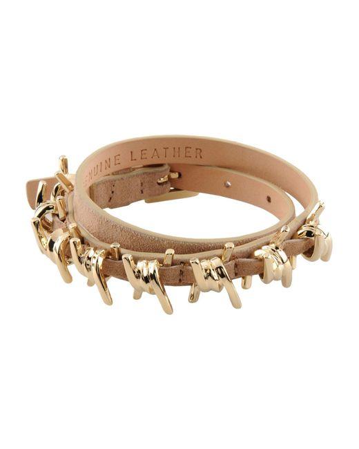 DSquared² | Natural Bracelet | Lyst
