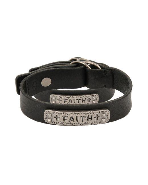 Valentino | Black Bracelet for Men | Lyst
