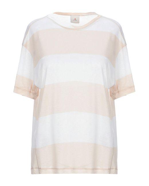 T-shirt Peuterey en coloris Natural