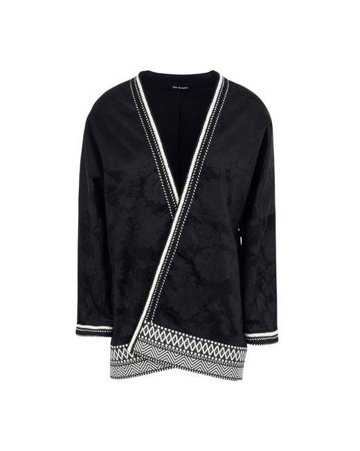 The Kooples Black Suit Jacket
