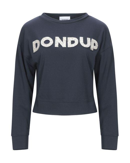 Dondup Blue Sweatshirt